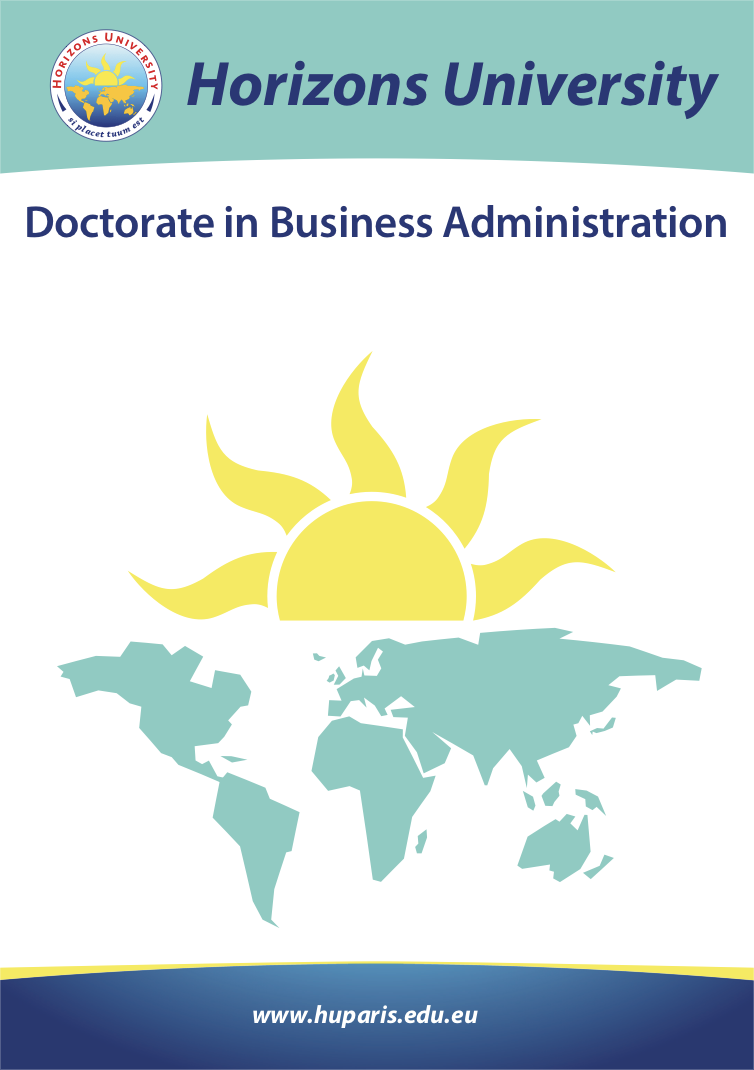 Doctorate in Business Administration