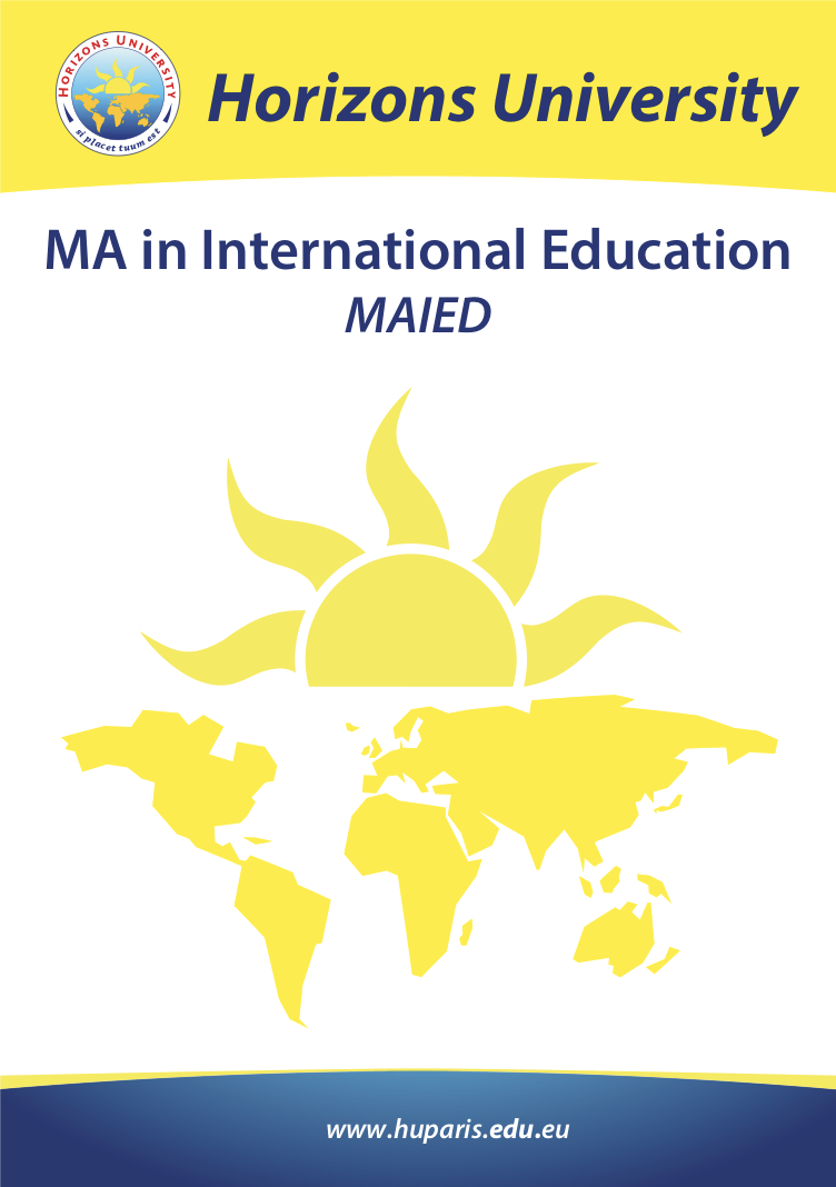MA in International Education